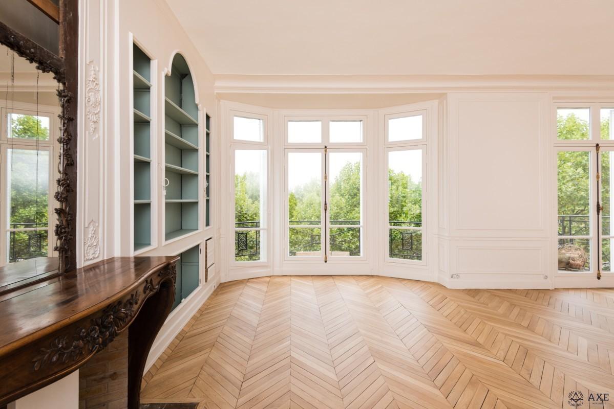 Fenêtre haute de gamme Paris