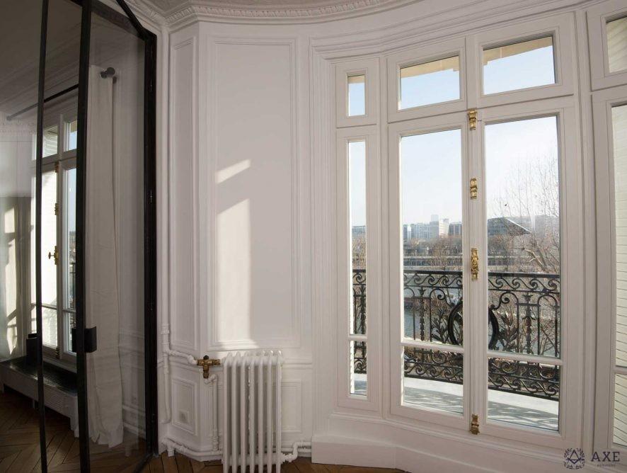 Fenêtre pare-balles