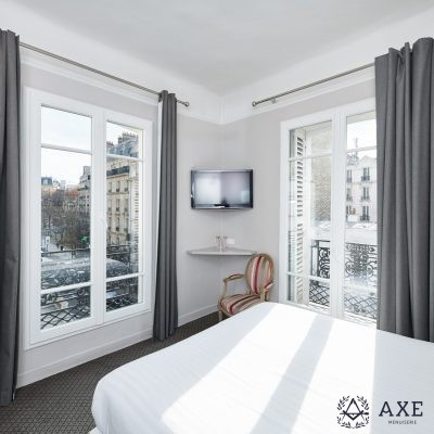 Fenêtre hôtellerie ultra-phonique