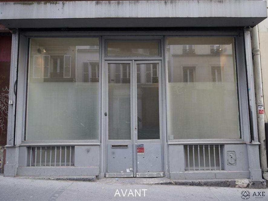 vitrine grise avant remplacementjpg
